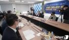이재갑 고용노동부 장관, 온라인 채용기업 현장 방문