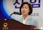 """추미애, 대검에 """"채널A-검사장 유착의혹 진상조사"""" 지시"""