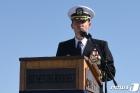 美해군, 코로나 대피 호소한 핵항모 함장 해임