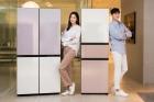 색상도, 모양도 더 새로워진 삼성 '비스포크' 냉장고