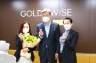 '프리지아 꽃향기를…' 허인 국민은행장, 챌린지 참여