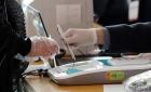 사전투표 비닐장갑은 필수