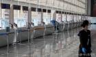 서울 코로나 597명 확진…해외 접촉자 등 7명 신규 확진