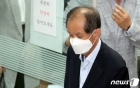 홍지호 전 SK케미칼 대표이사, 가습기 살균제 공판 출석