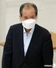 가습기 살균제 공판 출석하는 홍지호 전 SK케미칼 대표이사