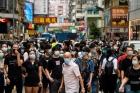 톈안먼 31주기 'D-1'…홍콩, 시위로 불탈까