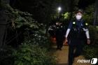 '경찰·소방 770여명 박원순 시장 철야수색'