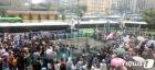 보수단체, 수도권 사회적거리두기 2단계 내려진 가운데 집회