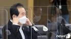 """丁총리 """"개천절 드라이브스루 집회 가이드라인 어기면 책임 묻겠다"""""""