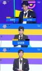 """[2020 트롯 어워즈] 임영웅·송가인, 인기상 수상…""""팬 여러분께 감사"""""""