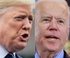 첫 대선 토론 뒤 후 지지율 격차 확대…트럼프 41%-바이든 54%