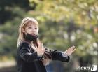 최유정 '가을, 미소'