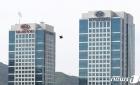현대차 본사 위 날아가는 새 '정의선 시대 개막'