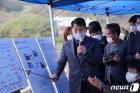 환노위 의원들에게 브리핑하는 금강유역처장