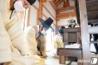 초헌관으로 향사 봉행하는 장세용 구미시장