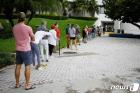 美 유권자들 코로나19 피해 현재까지 5000만명 사전투표