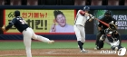 박민우 '두산에게 카운트 어택'