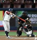 박민우 '2타점 적시타 폭발'