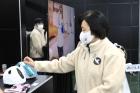 [단독] 박영선 장관에 플리스 입힌 코디, 사람 아니었다