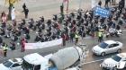 '대구지역 총파업 총력 결의대회' 구회 외치는 민주노총