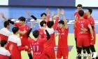 한국전력 '우리의 승리다'