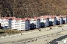 """북한 """"검덕지구에 2300여 세대 살림집과 공공건물 완성"""""""