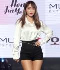 '논문 표절 논란' 홍진영, 당분간 '미우새' 출연 안 한다