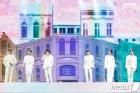 화려한 무대 선보이는 방탄소년단