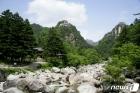 [사진으로 만나는 북한 문화유산]⑫금강산 내금강 역사유적