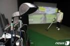 스크린 골프장, 영업 재개