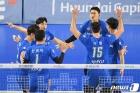 한국전력 '득점 성공!'