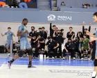 '블로킹 17개' 현대캐피탈, 한국전력에 3-2 '진땀승'