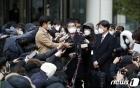 이재용 부회장 측 변호인 '재판부 실형 선고에 매우 유감'