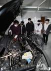 '윈터스쿨'에서 배우는 자동차의 원리