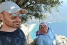 '이 사진 찍고 나서'…만삭 아내 절벽서 떠민 터키 남성