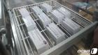 전용 냉장고에 보관된 아스트라제네카 백신