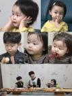 '슈돌' 박현빈 딸 하연이, 찹쌀떡 볼에 로션바르기 '러블리'
