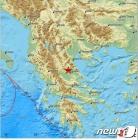 그리스에서 규모 6.9 강진 발생 - EMSC