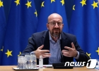 "EU 정상회의 상임의장 ""EU, 대러 제재에 단결된 모습 보여"""