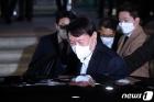 대구 방문 마친 윤석열 검찰총장