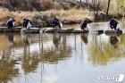 세계 물의 날 '깨끗한 하천을 위해'