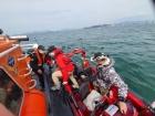 충남 보령 앞바다서 해양사고 잇따라…8명 구조