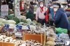 전년 대비 18.8% 상승한 채소류 가격