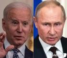 """""""미국 국익 수호"""" 바이든, 이르면 15일 러시아 제재 발표"""