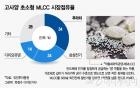 '산업의 쌀' 와인잔 절반 채워도 1억…또 멀리 앞서간 삼성