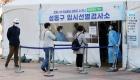 [속보]코로나 신규 이틀째 600명대…4차 유행 아슬아슬