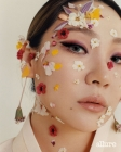 [N화보] 씨엘, 미국 매거진 커버 장식…한국美 담은 파격 스타일