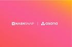 해시스냅, 글로벌 협업툴 ASANA 국내 공식 리셀러 파트너로 선정