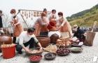 지리산 천경원 전통방식으로 장 담그는 날