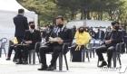 세월호 참사 7주기 기억식 참석한 주호영 권한대행